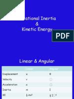 Rotational Inertia Energy 1151