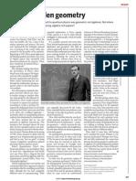 Nature Volume 437 Issue 7057 2005 [Doi 10.1038_437323a] Farmelo, Graham -- Dirac's Hidden Geometry