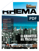 Revista Rhema Abril 2011
