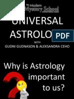 Universal Astrology 1