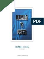 Manual Html5 y Css3
