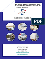 FAS Services Guide
