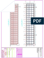 Grating Layout Plan View