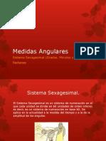 Medidas Angulares