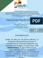 replica PROGRAMA DELFÍN EN COLOMBIA final