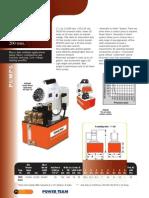 Power Team PE55 Catalog