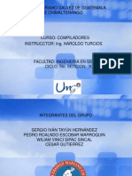 PROYECTO DE COMPILADORES.ppt
