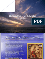 Edad Media Humanismo