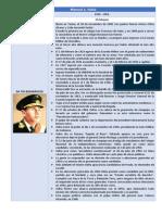 Manuel a. Odría - Ficha Biográfica