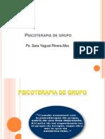 Psicoterapia de Grupo Semestre 4