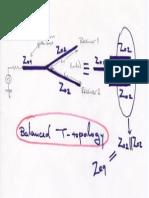 Balanced T Topology