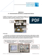 Practica 1 - Osciloscopio y Circuitos