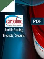 Carboline Flooring Presentation