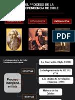 El Proceso de La Independencia de Chile UNCO