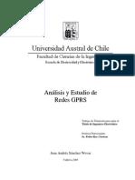 Análisis y Estudio de Redes Gprs - Juan Andrés Sánchez Wevar