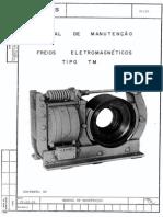Manual Villares Freio Tm Eletromagnetico