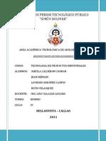 Informe de Pino Economico