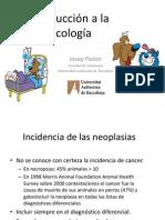 Introduccion a La Oncologia Barcelona2013