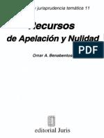 Recursos de Apelacion y Nulidad - Omar Benabentos