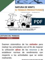 U1 Ingenieria Trabajo - Productividad