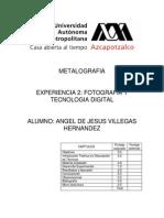 metalografia  P2