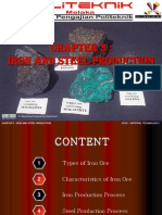 Chapter 3 - Iron and Steel Production (1)