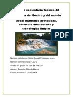 Area Natural de Cascada de Agua Azul