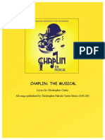 Chaplin Lyrics