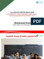 2014 - Pemanfaatan TIK Untuk Pembelajaran - Aceh Timur 260314