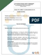 Prueba Nacional 2014-1