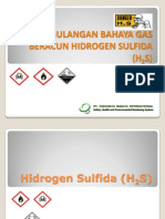HIDROGEN SULFIDA (H2S)