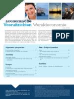 Economische Vooruitzichten Wereldeconomie juli 2014