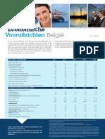 Economische Vooruitzichten België juli 2014