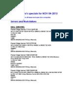 NOV 04-Servers and Workstation