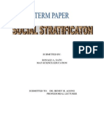 Term Paper-foundation of Educ