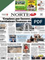 Periódico Norte edición del día lunes 17 de junio de 2014