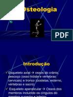 Osteologia (Anatomia Óssea)
