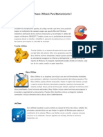Software Utilizado Para Mantenimiento I (1)