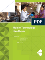 Mobile Technology Handbook 2014