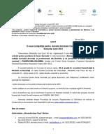 Anunt Concurs Burse Doctorale_sesiunea 2_iunie 2014