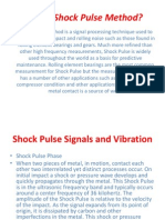 Shock Pulse Method