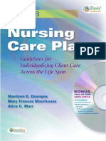 Nursing Care Plan Guidelines for Individualizing