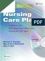Nursing Care Plan Guidelines for Individualizing