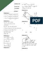 Resolucion de Examen General Una 2014
