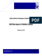 Maik Eichelbaum Solid State Aspects in Oxidation Catalysis 120120
