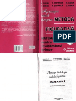 Carti Metoda Figurativa Matematica Pentru Invatamantul Primar Ed Carminis