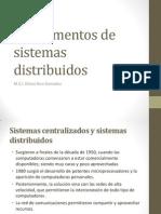 Fundamentos de Sistemas Distribuidos