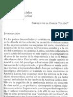 Sujetos Sociales- De La Garza Enrique