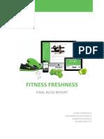 Fitness Freshness Report