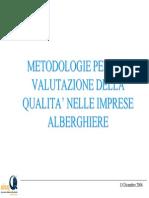 Metodologie valutazionequalitalberghiAICQ2013